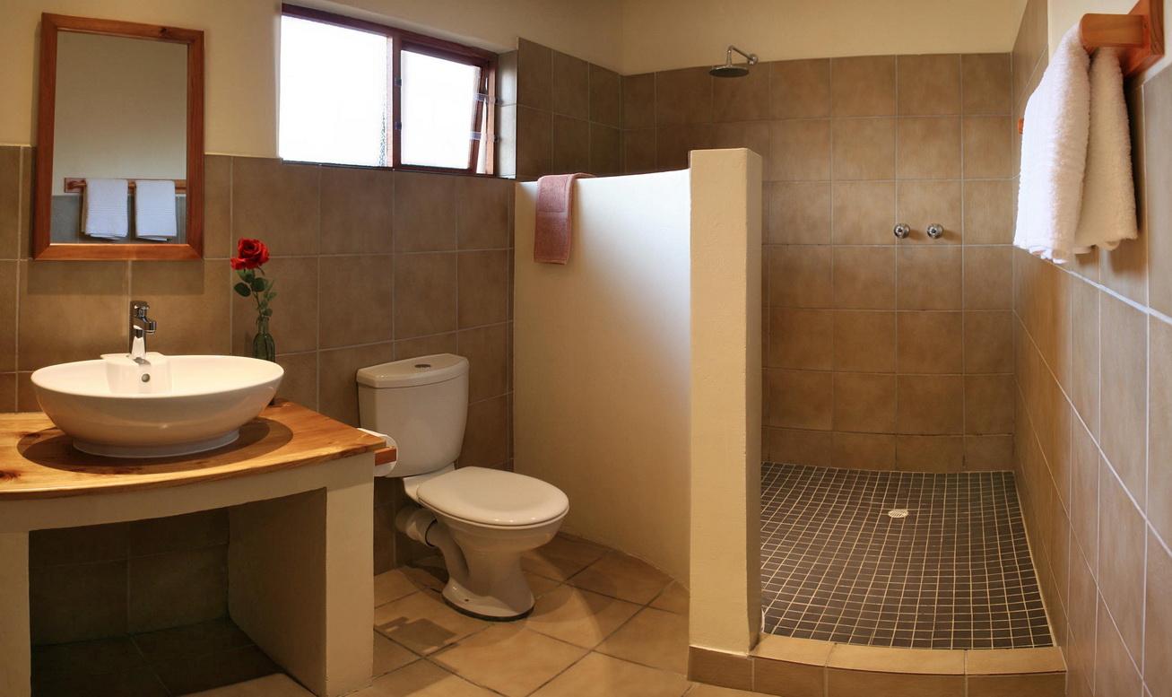 Roses Room - Bathroom