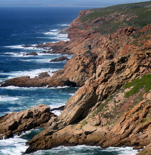 St Baize Trail in Mossel Bay