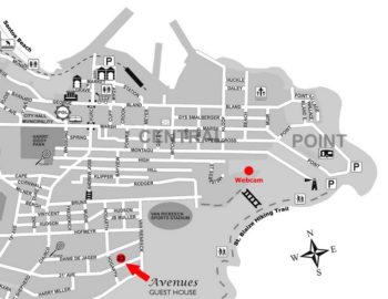Mossel Bay Map Webcam